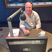 RADIO INTERVIEW: Paul Harty of Laser Electrical Greensborough on 3AW's Big House