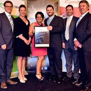 Laser Electrical wins top gong at Ballarat business awards