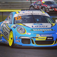 Richards takes Carrera Cup pole