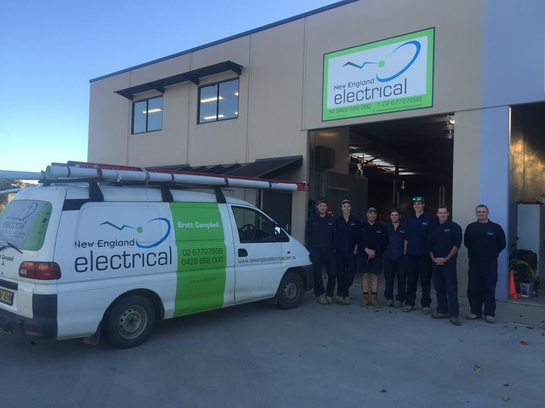 Welcome to Laser Electrical Armidale