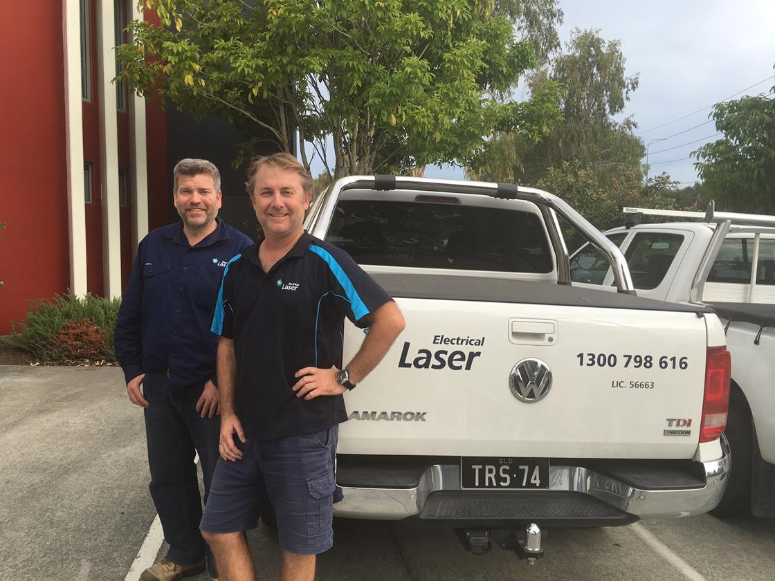 Welcome to Laser Electrical Burleigh Heads