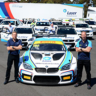 Laser Group Follows Richards to GT Championship