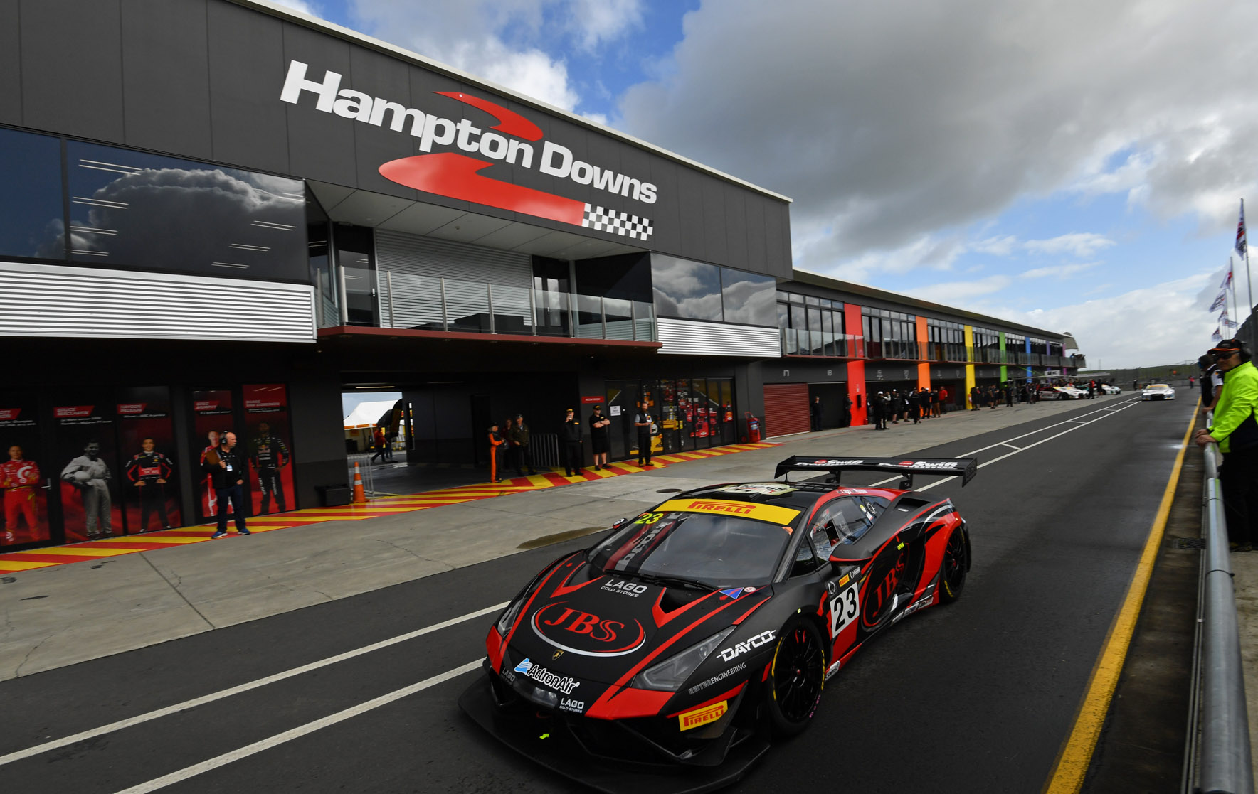 New Naming Rights Sponsor for Hampton Downs 500
