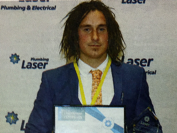 Local Plumber Is Awarded