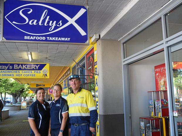 Meet Saltys' new owners