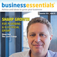 Sharp Growth For Plumbing And Electrical Group