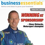 Business Essentials Audio Program - Winning at Sponsorship