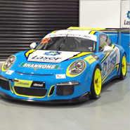 VIDEO: Colourful Richards ready for Carrera Cup
