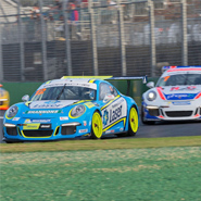 Richards and Bergmuller take Race 1 victory