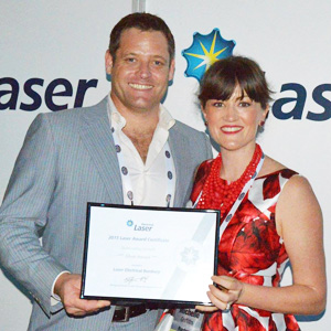 International accolades for local business